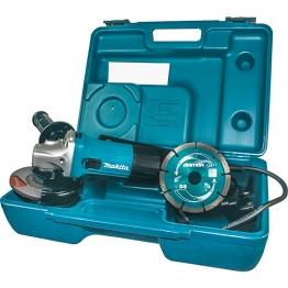 Makita 720w 115mm Slim Angle Grinder Kit Ga4530rkd 110v