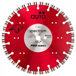 Spectrum Pro Laser Turbo Universal Diamond Blade - 300/20mm Mx10-300/20