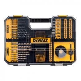Dewalt 100 Piece Drill & Screwdriver Set Dt71569-qz