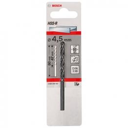 Bosch Hss-r Metal Drill Bit 4.5 X 47 X 80mm 2608596793