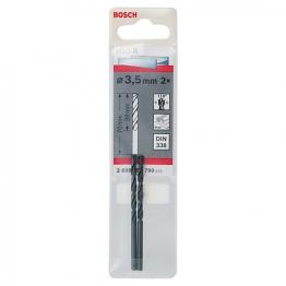 Bosch Hss-r Metal Drill Bit 3.5 X 39 X 70mm 2608596790