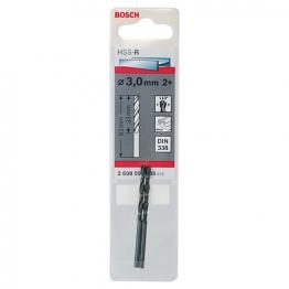 Bosch Hss-r Metal Drill Bit 3 X 33 X 61mm 2608596788