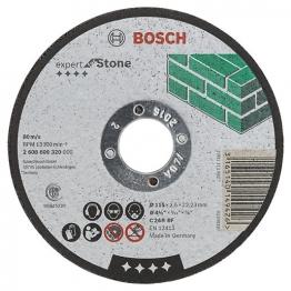 Bosch Stone Cutting Disc 115 X 22.2 X 2.5mm 2608600320