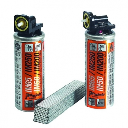 Paslode 921585 Galvanised Brad Fuel Pack F16 X 16mm