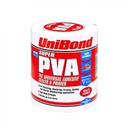 Unibond Super Pva Building Adhesive 1l