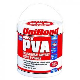 Unibond Super Pva Building Adhesive 2.5l