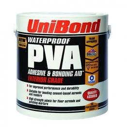 Unibond Waterproof Pva 2.5l