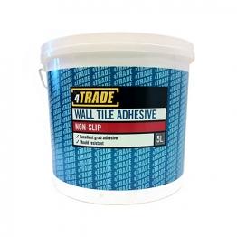 4trade Non Slip Wall Tile Adhesive 5l