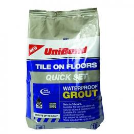 Unibond Quick Grout Beige 5kg