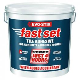 Evo-stik Tile A Floor Fast Set Ready Mixed Tile Adhesive 5l