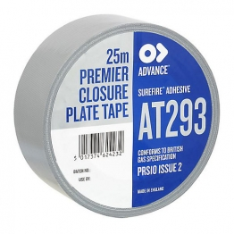 Closure Plated Tape 50mm X 2.8m