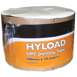 Hyload Dpc Jointing Tape 100mm X 10m