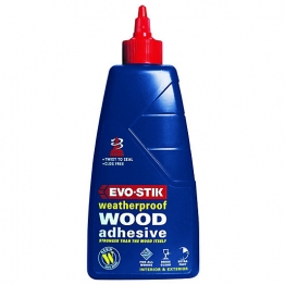 Evo-stik Resin W Weatherproof Wood Adhesive 500ml