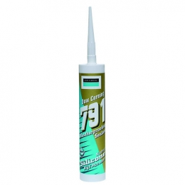 Dow Corning 791 Silicone Waterseal Sealant Brown 310ml