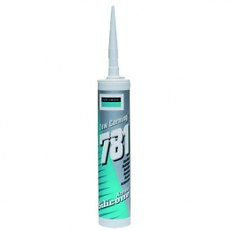 Dow Corning 781 Silicone Glazing Sealant White 310ml