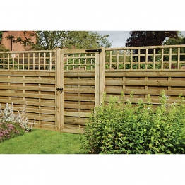 Timber Gate Wootton Pressure Treated 1800 X 900mm