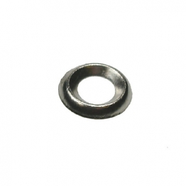 4trade Screw Cup 9-10g Nickel Surface Pk25
