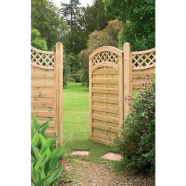Timber Gate Pitsford Pressure Treated 1800 X 900