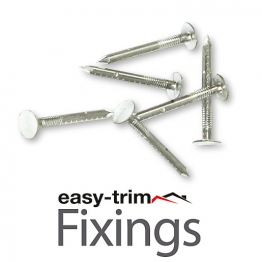 Easytrim 65 X 3.35 Aluminium Clout Nails 1kg
