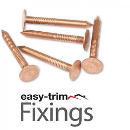 Easytrim 30 X 2.65 Copper Clout Nails 1kg