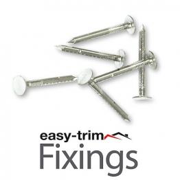 Easytrim 30 X 3.35 Aluminium Clout Nails 1kg