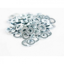 4trade Washer M6x14x1.5mm Heavy Bright Zinc Plated Form C Wscds06 081 10pc