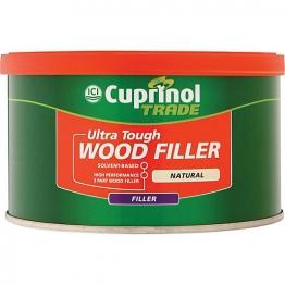 Cuprinol Ultra Tough Wood Filler Natural 250gm