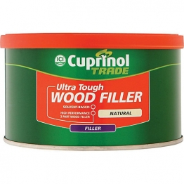 Cuprinol Ultra Tough Wood Filler White 750g