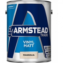 Armstead Trade Vinyl Matt Magnolia 5l