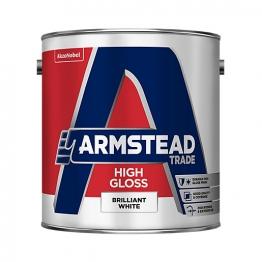Armstead Trade High Gloss Brilliant White 5l