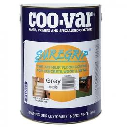 Floor Paint Suregrip Anti Slip Grey 5l
