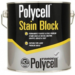 Polycell Trade Stain Block Liquid 2.5l