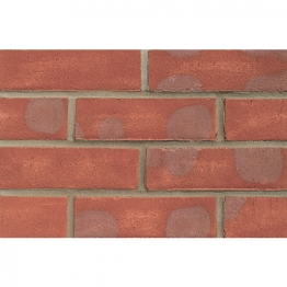 Forterra Facing Brick Atherstone Red Multi Stock 65mm Pack 495