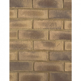 Terca Smoked Yellow Multi Gilt Facing Brick Pack 500