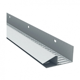 Manthorpe Continuous Soffit Strip 25mm White G82wh