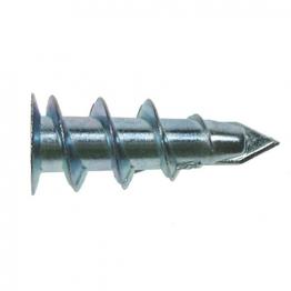 4trade Self Drilling Plasterboard Fixings & Screws Pack Of 25