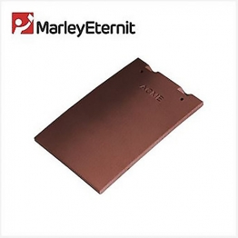 Marley Eternit Acme Heather Blend Single Camber Plain Clay Roof Tile