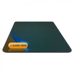Axgard Msr Mirror Glazing Sheet 3mm 490 X 320mm With Quarter Round Cnc Edge And Radius Corners
