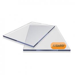 Axgard Clear Glazing Sheet 12mm Uv 500mm X 1500mm