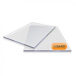 Axgard Clear Glazing Sheet 6mm Uv 1000mm X 4000mm