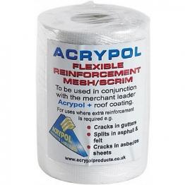 Acrypol Scrim Tape / Mesh 150mm X 20m