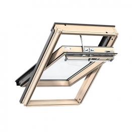 Velux Integra Roof Window 660mm X 1180mm Pine Ggl Fk06 307021u