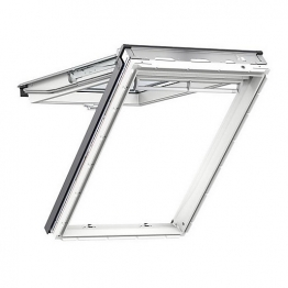 Velux Top Hung Roof Window 550mm X 1180mm Pine Gpl Ck06 3070