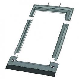 Keylite Deep Tile Roof Flashing 780mm X 980mm Dtrf04