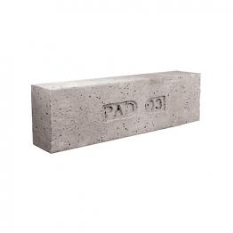 Supreme Concrete L Type Padstone 440 X 440 X 100 X 215mm