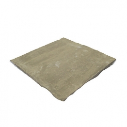 Bradstone Natural Sandstone Patio Pack Autumn Green Paving 4570mm X 3340mm X 22mm
