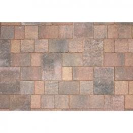 Marshalls Drivesett Tegula Concrete Traditional Block Paving Extra Large 320mm X 240mm X 50mm (england & Wales)