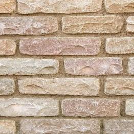 Marshalls Fairstone Tumbled Autumn Bronze Walling 300mm X 65mm X 100mm