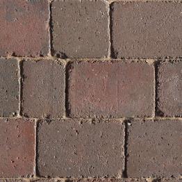Bradstone Woburn Rumbled Concrete Block Paving Rustic 200mm X 134mm X 50mm