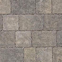 Marshalls Drivesett Tegula Priora Block Paving 160mm X 160mm X 60mm Pennant Grey